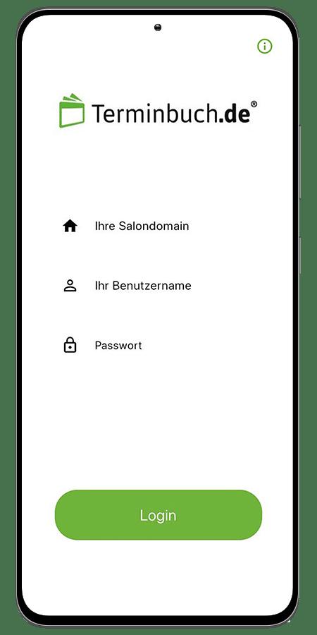 Terminbuch.de Team App Aktivierung 1